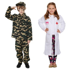 Childrens Uniform Costumes
