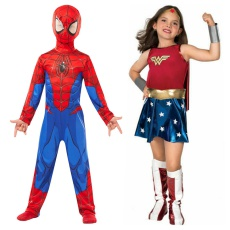 Childrens Superhero Costumes