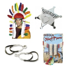 Cowboy & Indian Accessories