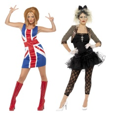 Womens Music Legends Costumes