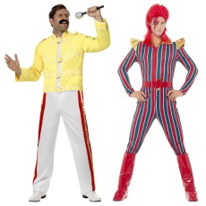 Mens Music Legends Costumes