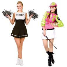 Womens Sporting Costumes