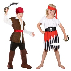 Childrens Pirate Costumes