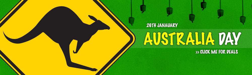 Jokeshop.com - Australia Day - 26th January