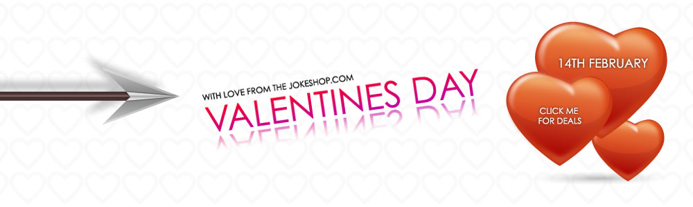 Jokeshop.com - Valentines Day - 14th February